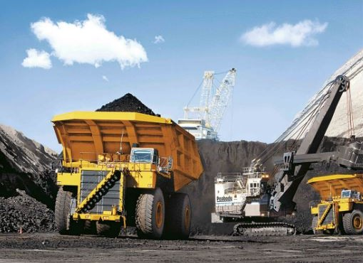 Transportation of mining products